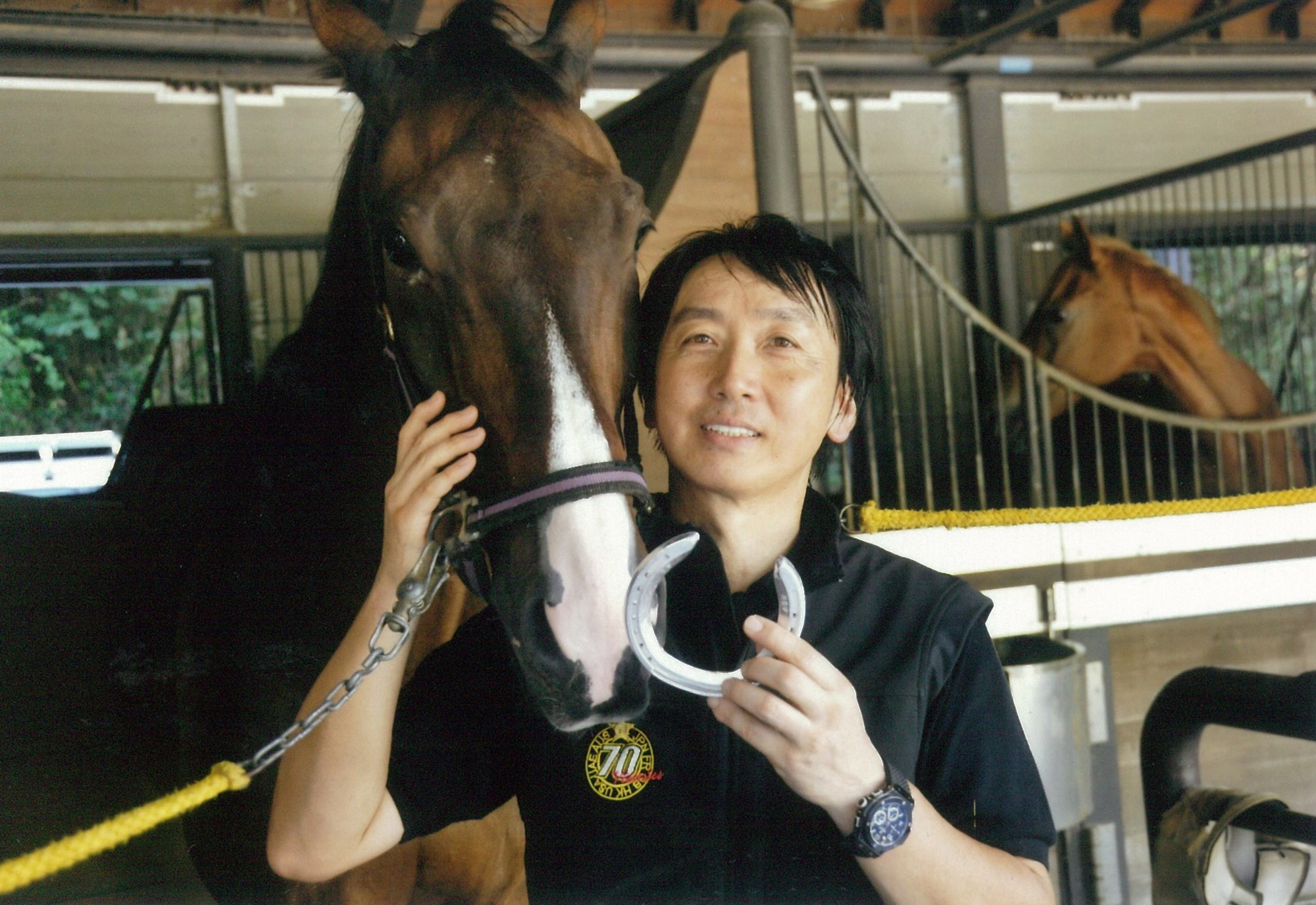 JRA装蹄師/馬のネイリスト【西内 荘】