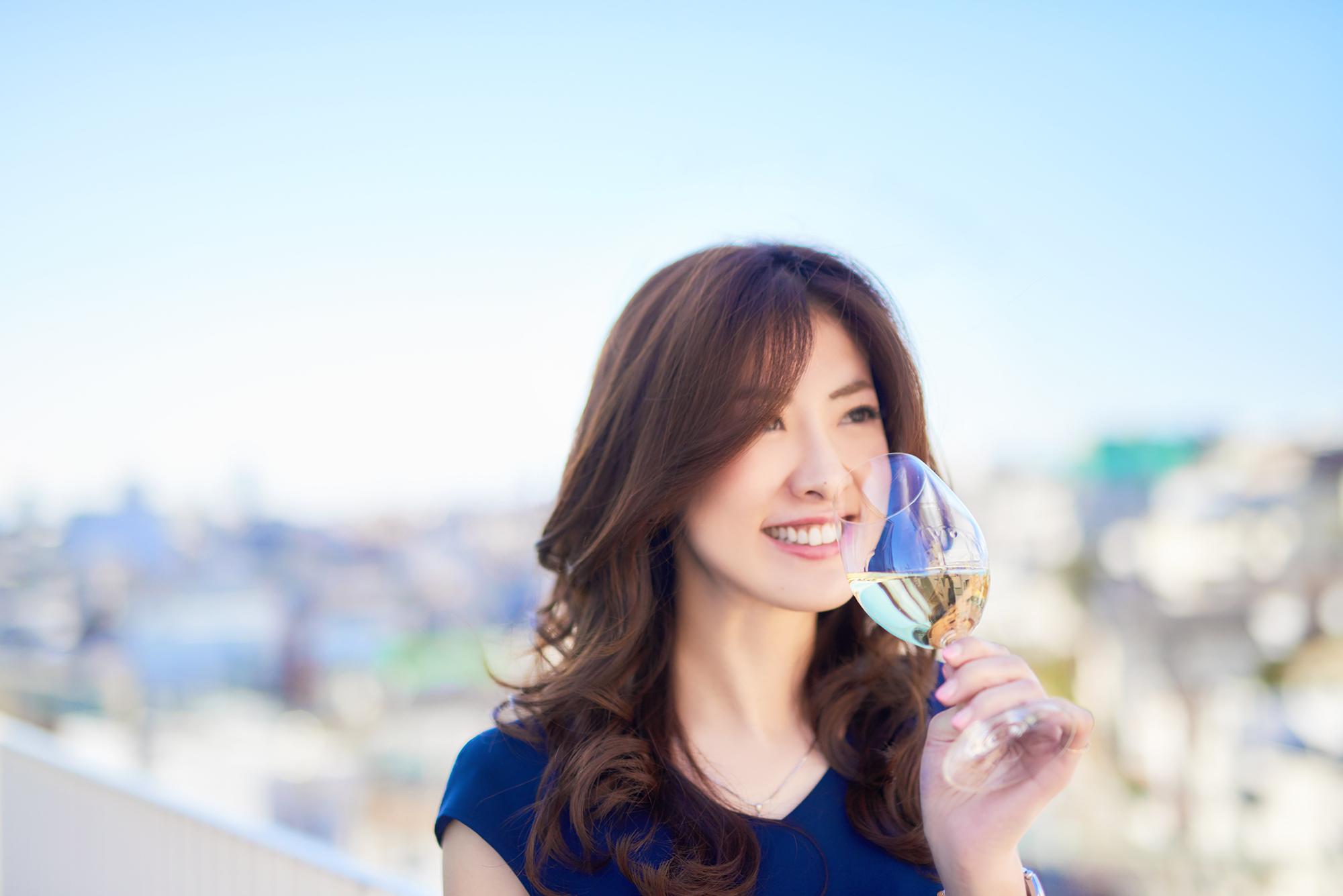 ワインソムリエ/ワインコンサルティング【竹内 香奈子】
